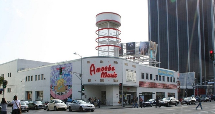 Amoeba Music Will Get Torn Down to Make Way for 26-Story Complex; New Location Still Unknown