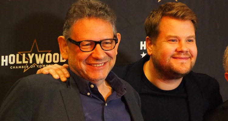 Universal Music Group chairman/CEO Lucian Grainge.