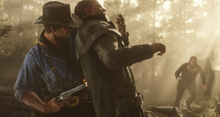 Red Dead Redemption 2 Original Soundtrack Drops July 12th — Featuring D'angelo, Willie Nelson, And Josh Homme