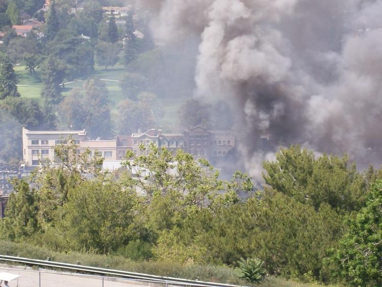 2008 Universal Studios fire