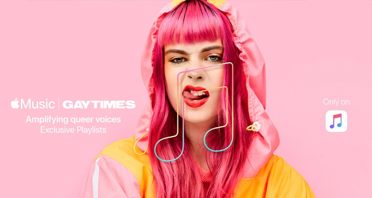 Apple Music Selects Gay Times as an Official Curator