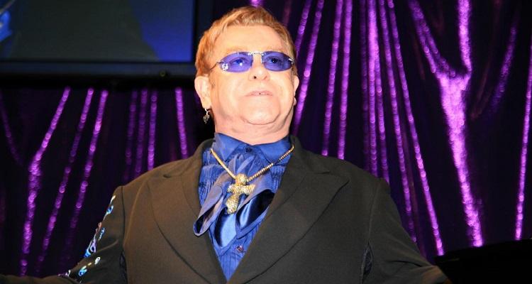 Vladimir Putin Slams Elton John's Criticism of 'Rocketman' Cuts Over LGTB Content