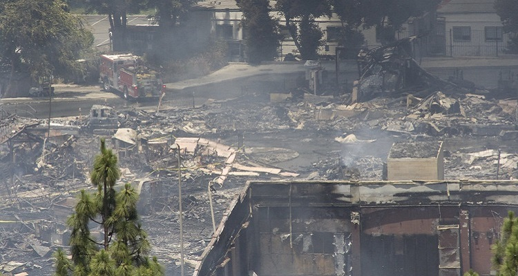 Federal Judge Orders Universal Music To Hand Over Critical 2008 Fire Evidence