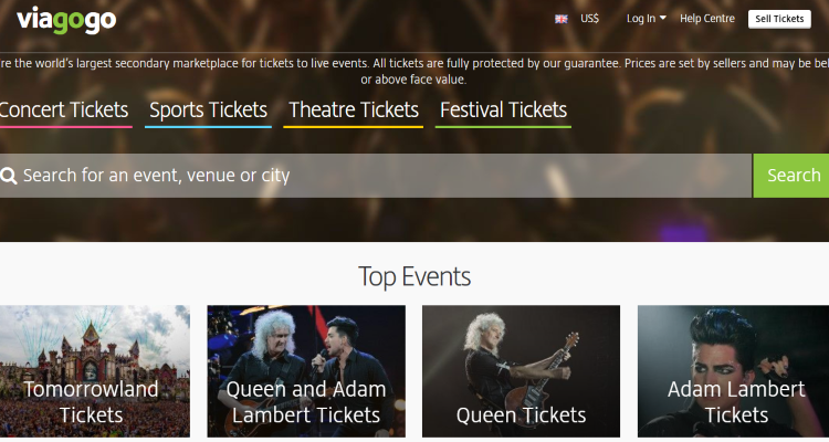 Google Outright Bans Viagogo From Advertising In Search Results