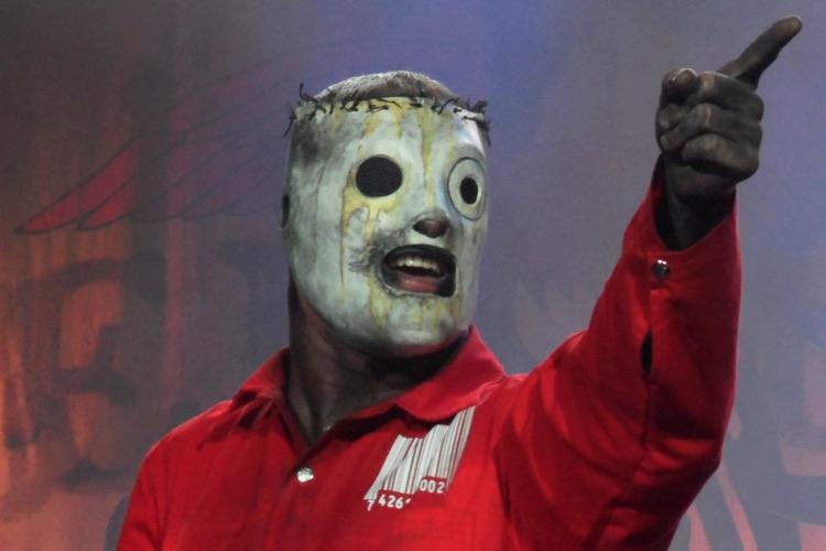 Slipknot's Corey Taylor (photo: Dirs, CC by SA 3.0)