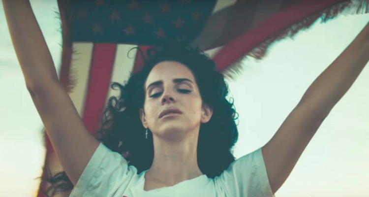 """Lana Del Rey Releases """"Looking for America"""""""
