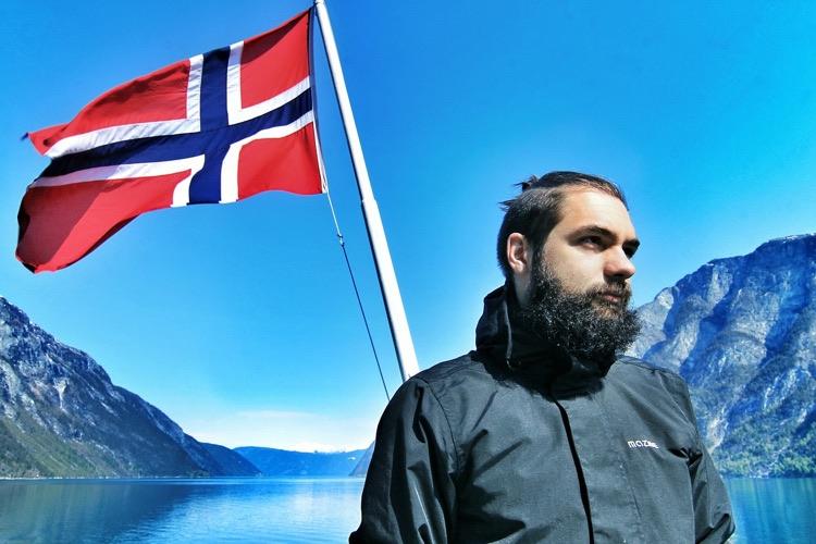 Those damn Norwegians.