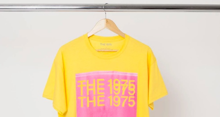 The 1975 Refuse To Produce New T-shirts Because It Harms The Environment, Choosing Instead To Recycle Their Older T-shirts