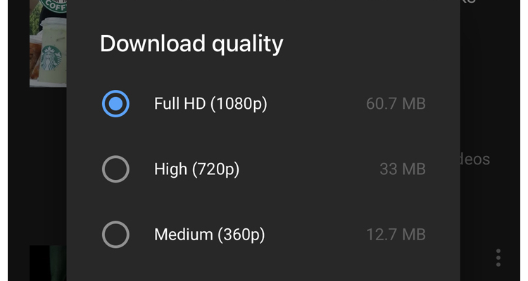 YouTube Is Now Allowing Subscribers to Download 1080p Videos