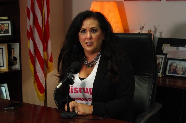California Assemblywoman Lorena Gonzalez, lead sponsor of AB5.