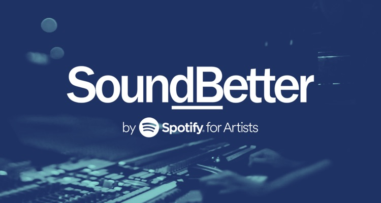 Spotify's Shopping Spree Continues — This Time, It's a SoundBetter Acquisition