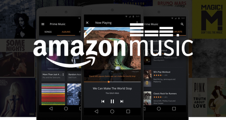 Amazon Music Introduces Lossless, High-definition Streaming — Spotify Says It's Not What People Want