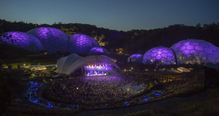 Aeg Presents, Eden Project Initiate Joint Venture In The Uk