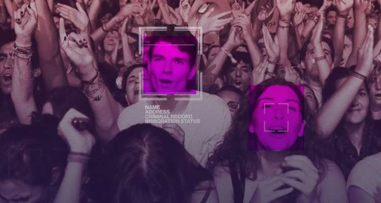 "Live Nation Says It Isn't ""currently"" Planning To Deploy Facial Recognition At Shows"