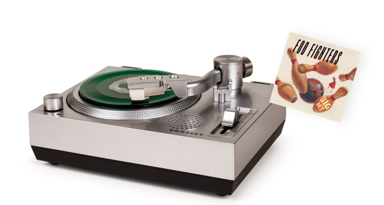 Four Classic Rock Singles Coming To the RSD3 Mini Turntable