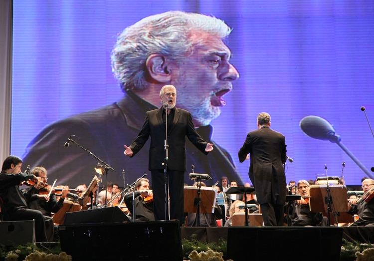 Placido Domingo performs in Buenos Aires in 2011 (photo: Gobierno de la Ciudad de Buenos Aires CC by 2.0)