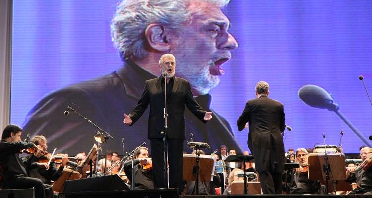 Plácido Domingo Calls Sexual Harassment Claims a 'Nightmare'