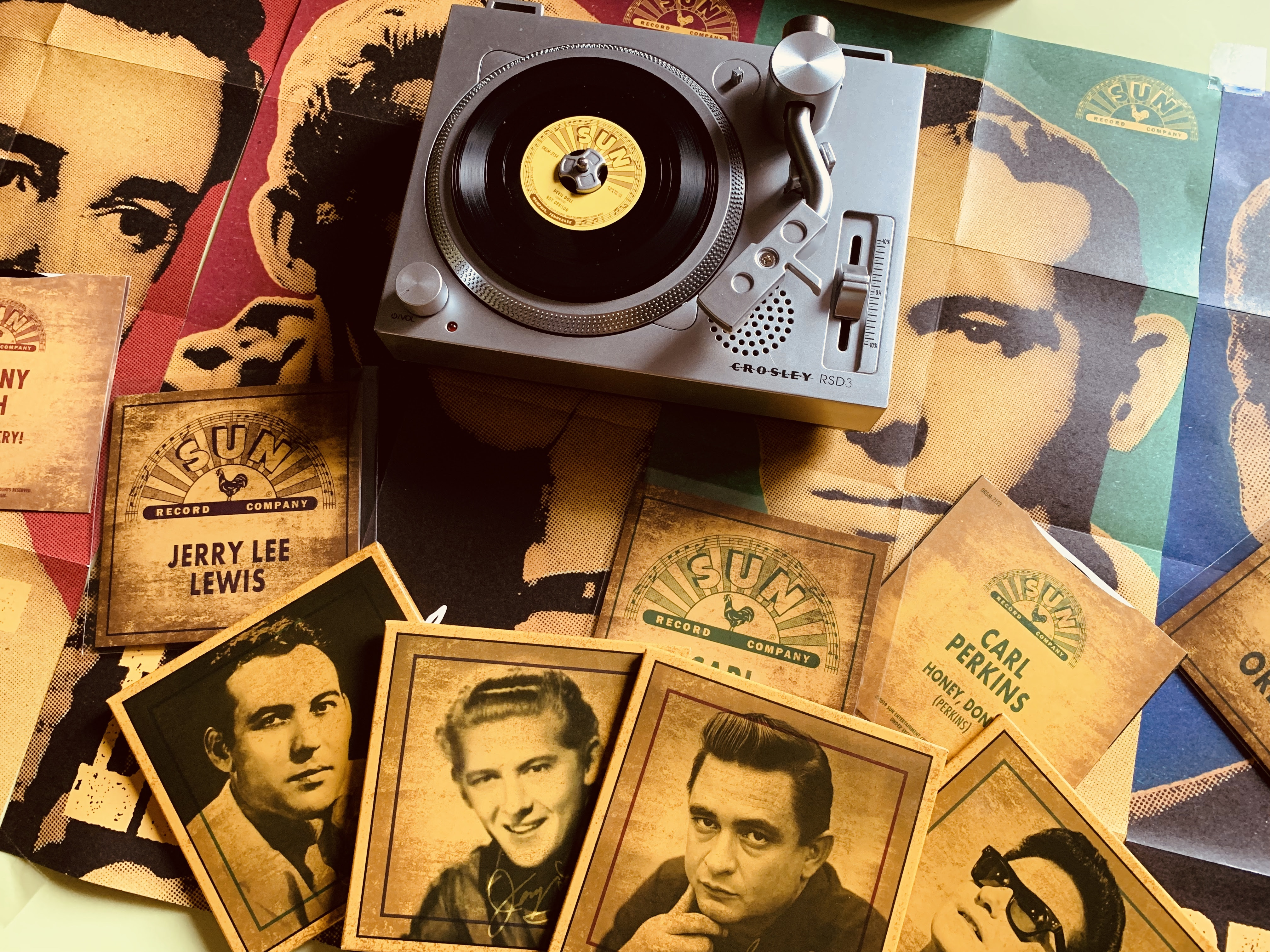 Gramofonske ploče Record-store-day-mini-turntable