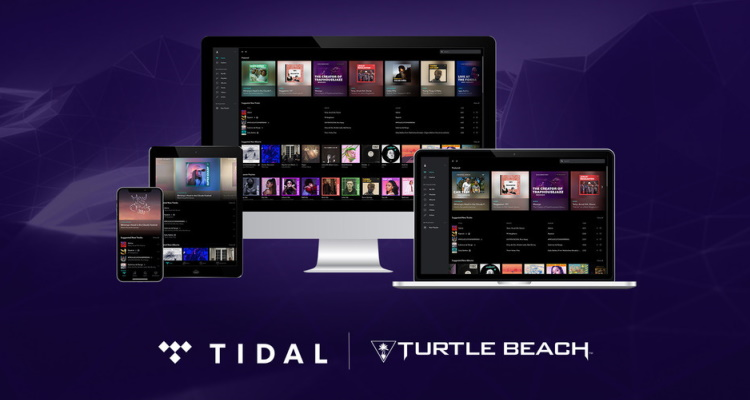 Turtle Beach Bundles 3-month Tidal Subscriptions With A Headset Purchase