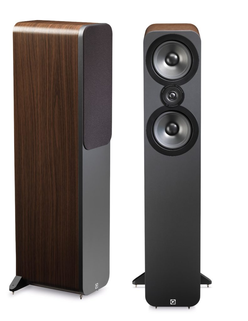 Review: Q Acoustic Concept 20 Bookshelf Speakers