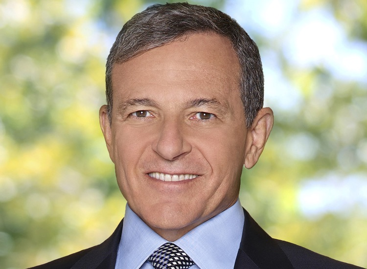 Disney Chairman/CEO Bob Iger: Not exactly the 'disruption' he had in mind.