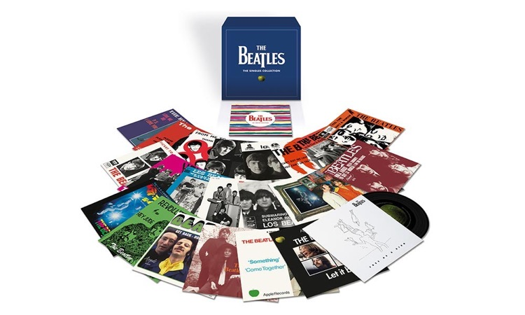 The Beatles Box Set, The Singles Collection