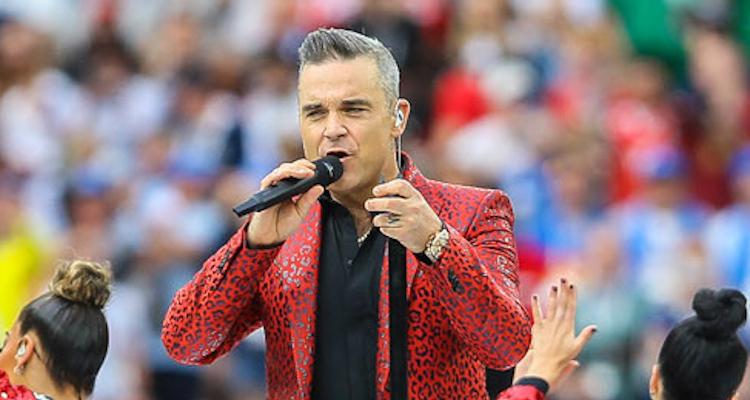 UMPG Signs Robbie Williams