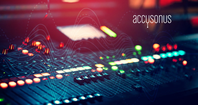 Audio Editing Startup Accusonus Raises $3.3 Million Series A