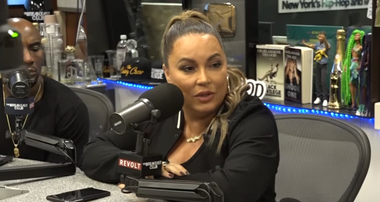 Hip Hop DJ Angie Martinez Suffers Serious Injuries In a 'Severe Car Accident'