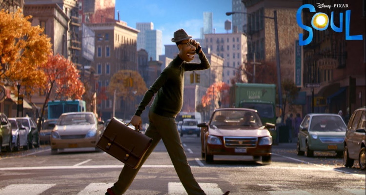 Jamie Foxx Plays a Music Teacher with Jazz Aspirations in Pixar's Soul