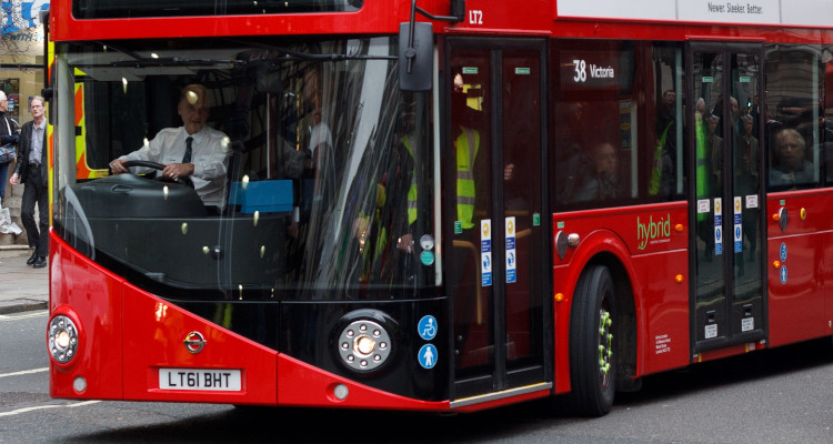 London's 'Quiet' Electric Buses Are Too Quiet, Will Emit a Soothing Sound