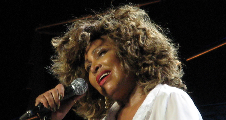 Tina Turner Mural in North Carolina Defaced with an Apparent Swastika
