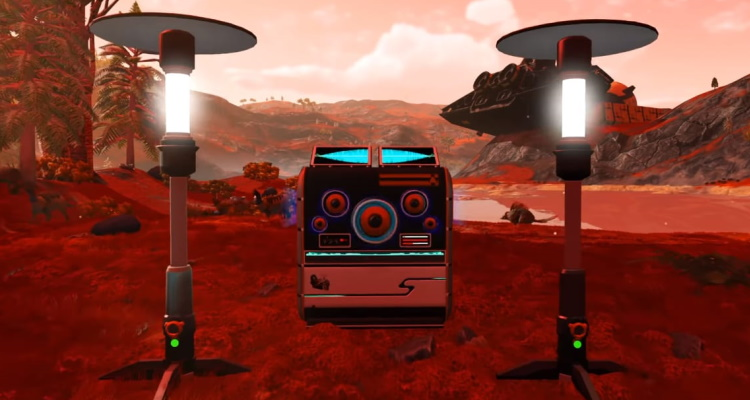 No Man's Sky Music Synthesizer