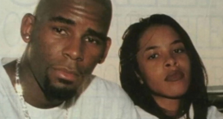 R. Kelly Facing Bribery Charges Over Fake Id Used To Marry Aaliyah At 15