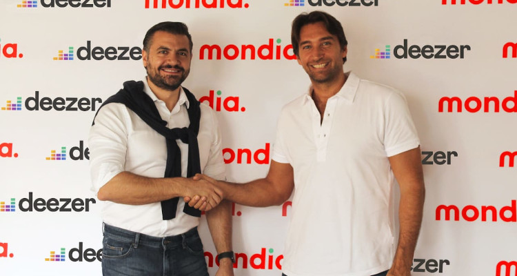 Deezer Inks a Bundled Carrier Deal with Mondia for Saudi Arabia, Egypt, UAE