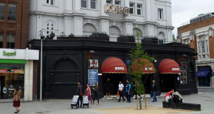 Koko Venue Suffers Serious Fire Damage; Firefighters Battle the Blaze