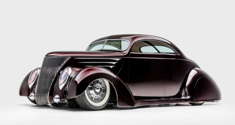 James Hetfield car collection at Petersen Automotive Museum