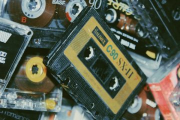 Cassette tapes (photo: LORA)