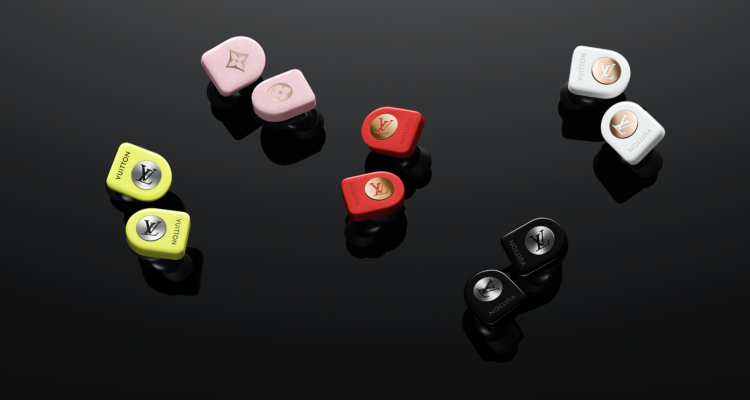 Now You Can Buy Louis Vuitton Wireless Earbuds (Price: $1,090 a Pair)