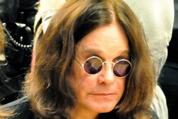 Ozzy Osbourne Parkinson's