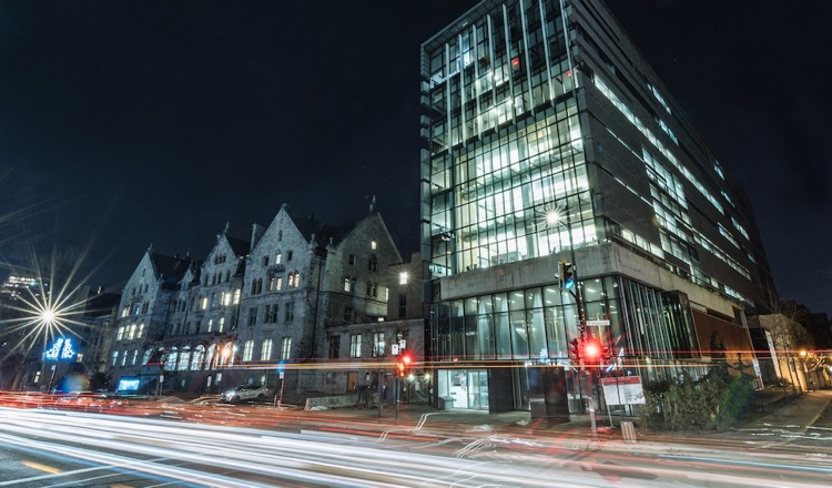 McGill University's Schulich School of Music