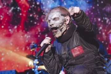 Slipknot banned clothing