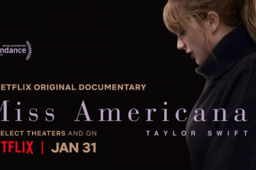 Taylor Swift Netflix documentary