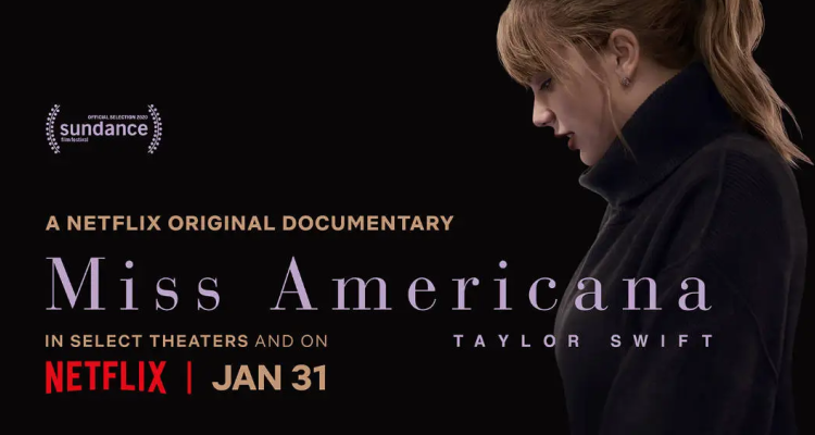 Taylor Swift Netflix documentary