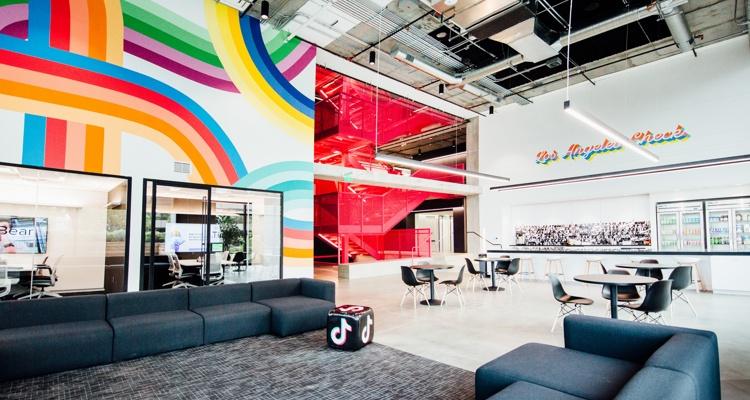 TikTok Los Angeles office