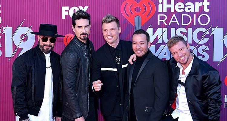 "Backstreet Boys Admit ""I Want It That Way"" Makes Absolutely No Sense"