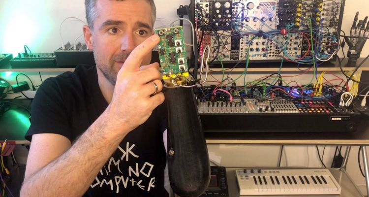 Prosthetic Arm Synthesizer