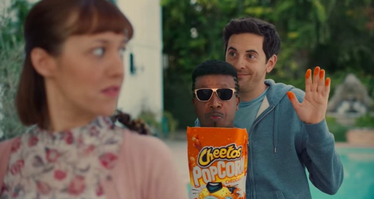 Cheetos' 'Can't Touch This' Super Bowl Ad featuring MC Hammer