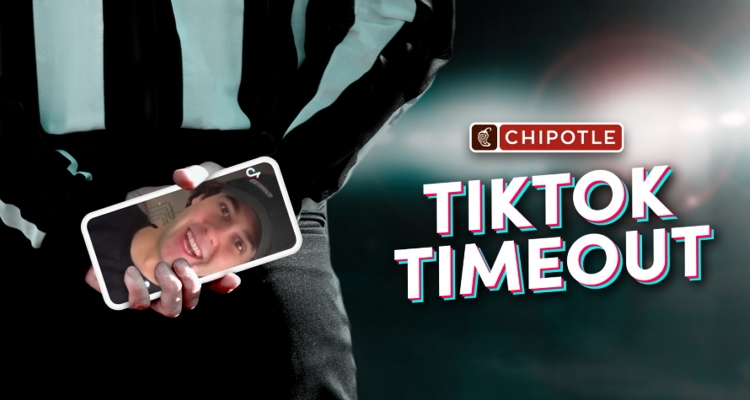 Chipotle Super bowl ad