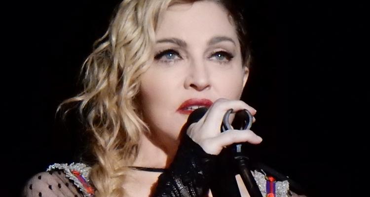 Madonna Cancels London Shows